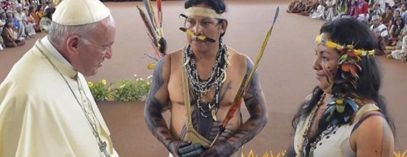 POURQUOI L'AMAZONIE MÉRITE UN SYNODE