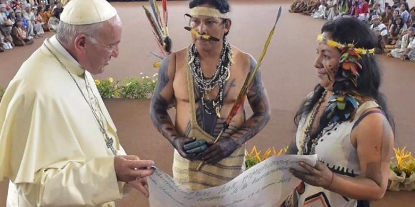 LE SYNODE POUR L'AMAZONIE. Une fresque pour la « maison commune »