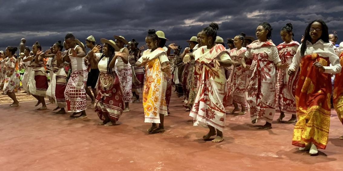 LE VOYAGE D'UN PEUPLE. François au Mozambique, à Madagascar et à l'île Maurice