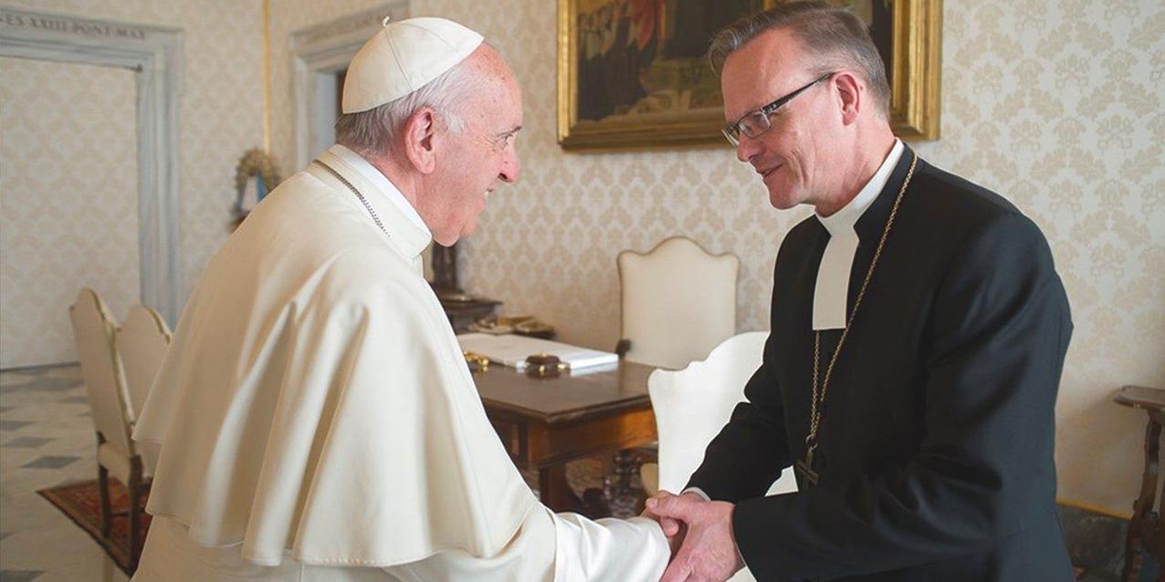 VERS LA PLEINE COMMUNION VISIBLE. Les fruits du consensus différencié dans le dialogue luthérien-catholique romain