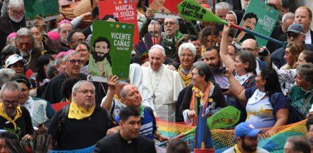 AMAZONIE : NOUVEAUX CHEMINS POUR L'ÉGLISE ET POUR UNE ÉCOLOGIE INTÉGRALE