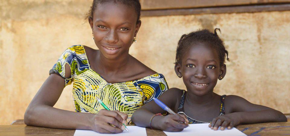 AFRIQUE : UN CONTINENT DE JEUNES
