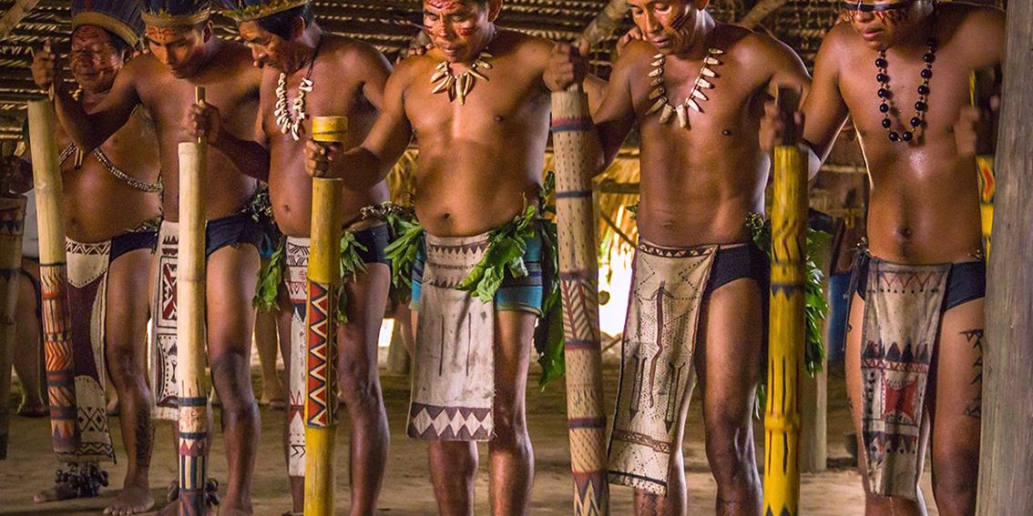 LA SPIRITUALITÉ INDIGÈNE DE L'AMAZONIE ET LA SAUVEGARDE DE LA « MAISON COMMUNE »