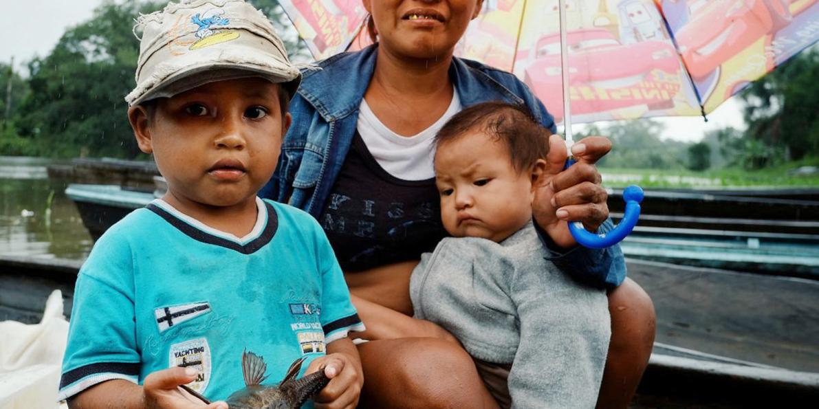 LE SYNODE POUR L'AMAZONIE ET LES DROITS HUMAINS. Peuples, communautés et États en dialogue