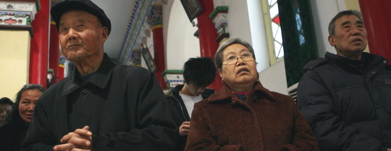 POLÉMIQUES AUTOUR DE L'ÉGLISE DE CHINE-La tentation donatiste