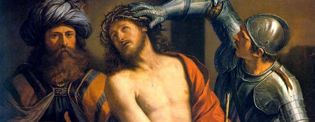 LA « FAIBLESSE » DU CHRIST, ARGUMENT DE SA VÉRITÉ